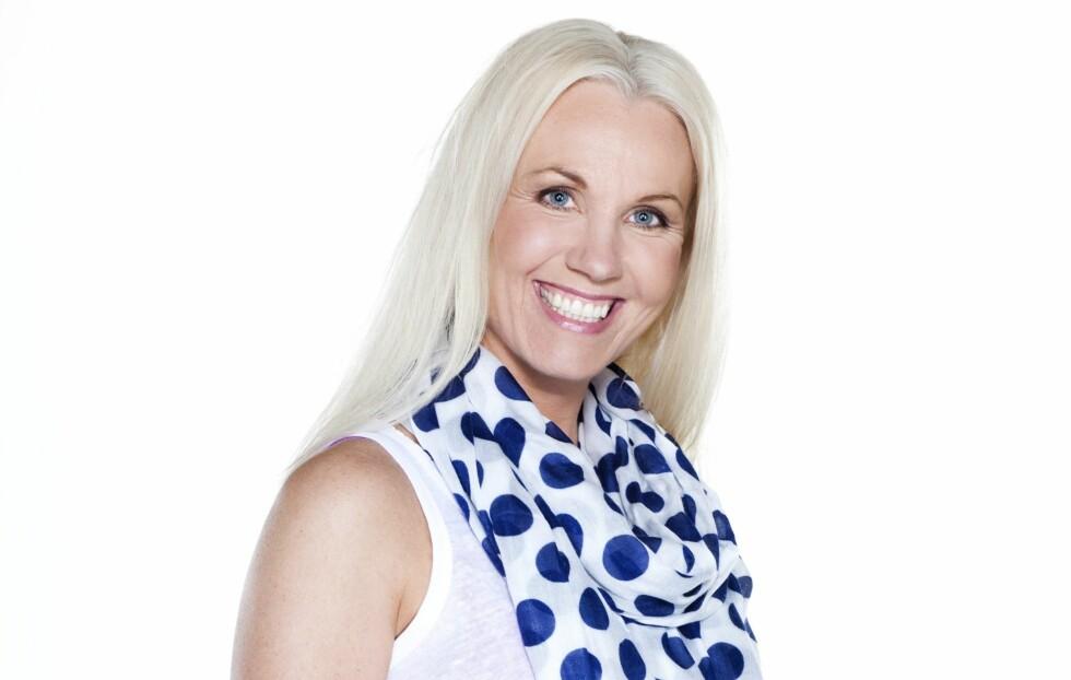 HUN GIR DEG SVAR: Ina Garthe er trenings- og kostholdsekspert i KK og holder regelmessige nettmøte for leserne på KK.no.  Foto: Astrid Waller