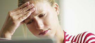 Facebook kan gi deg psykiske problemer