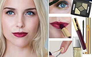 Få gratis styling- og makeup tips