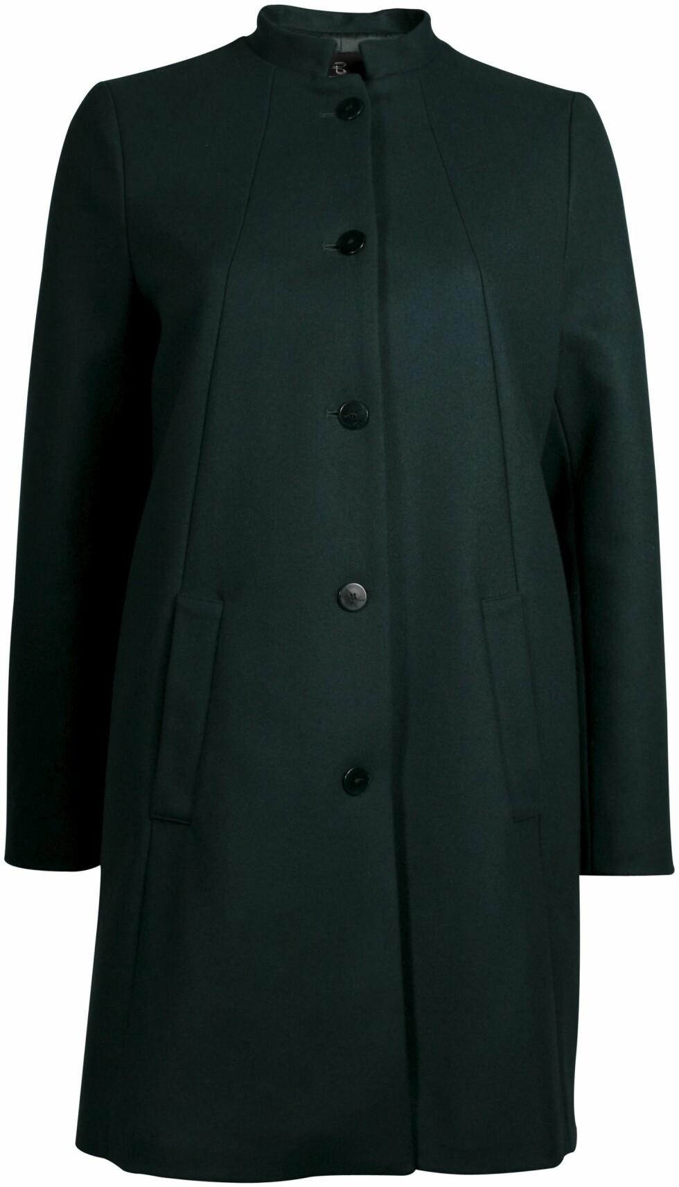 Mørkegrønn (kr 3200, Bruuns Bazaar). Foto: Produsenten