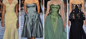 Gjør deg klar for «statement-kjolene»