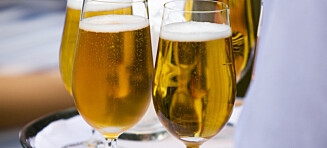 Glasset påvirker hvor fort du drikker