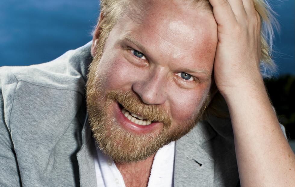 GJØR SUKSESS: Anders Baasmo Christiansen og hans medskuespillere i filmen Kon-Tiki har satt ny publikumsrekord denne helg. Les det store intervjuet med ham i KK. Foto: Astrid Waller