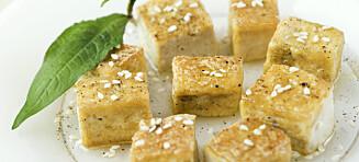 Spis tofu for skjelettets skyld