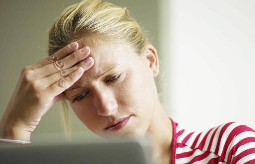 MATEN KAN HA SKYLDEN: Usunn mat og røyking kan være årsaken til at du er ineffektiv på jobb. Foto: Thinkstock