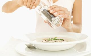 Den sunneste maten i verden