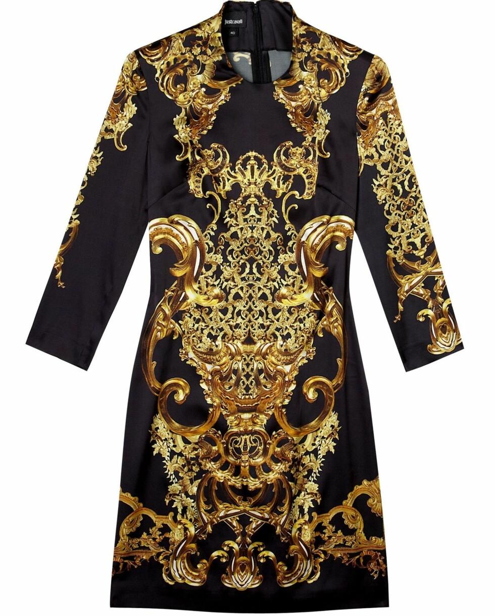 Kjole (kr 400, Just Cavalli/my-wardrobe.com). Foto: Produsenten