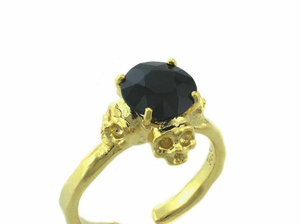 Ring (kr 1430, Bjørg Jewellery). Foto: Produsenten