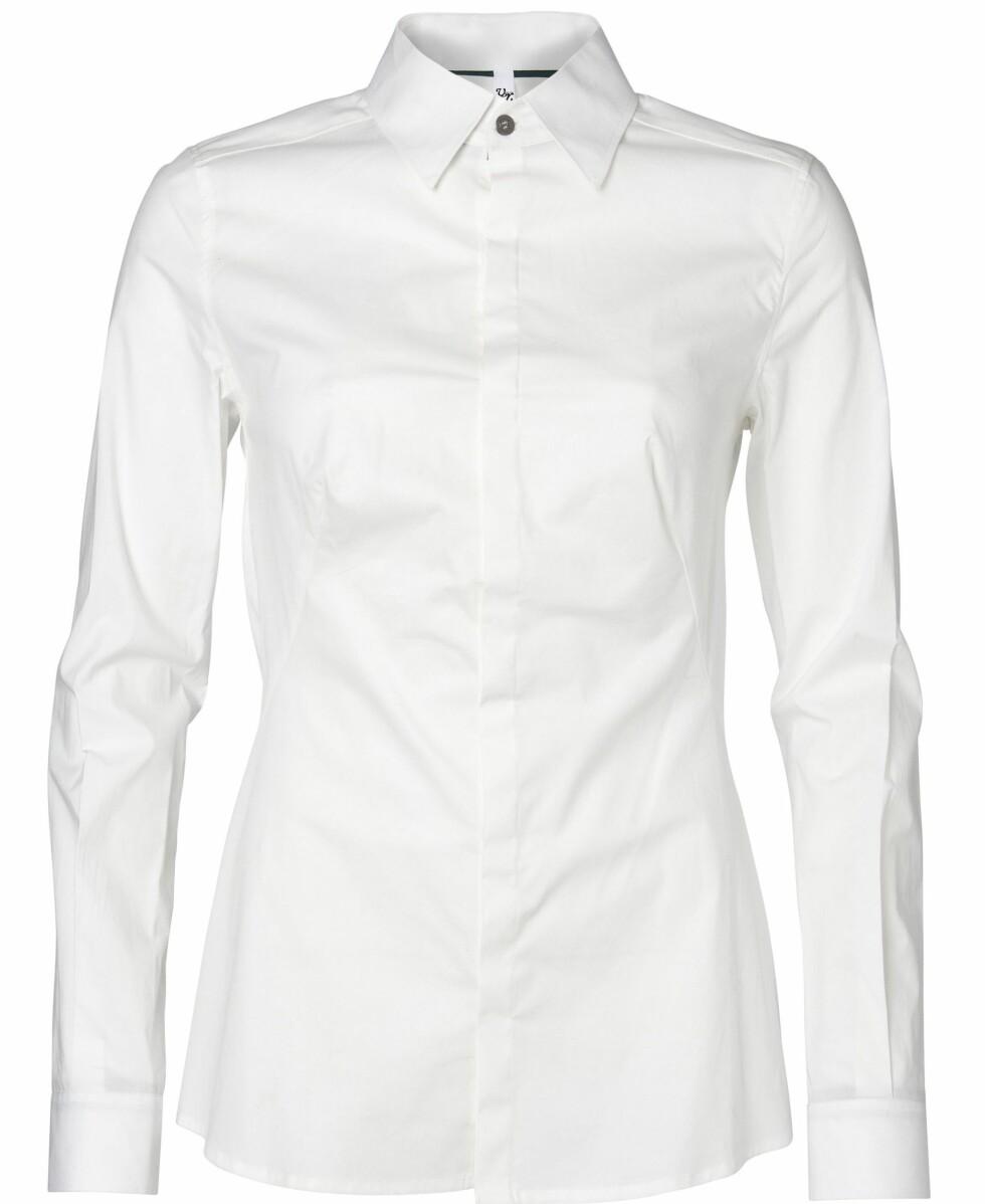 Skjorte (kr 360, Vero Moda). Foto: Produsenten