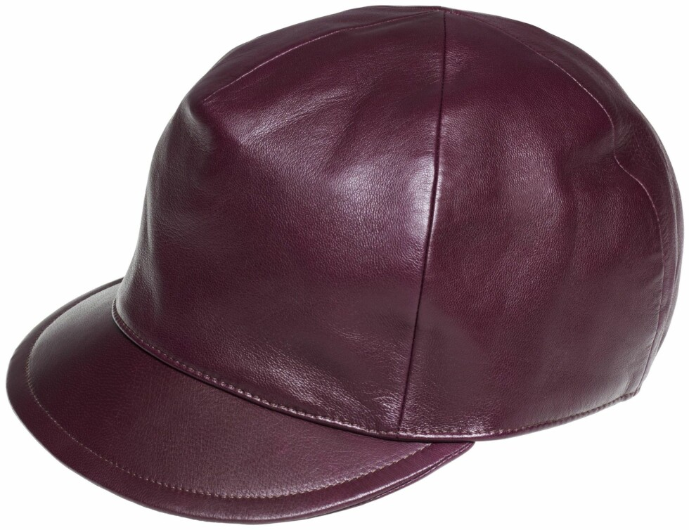 Caps (kr 400, H&M). Foto: Produsenten