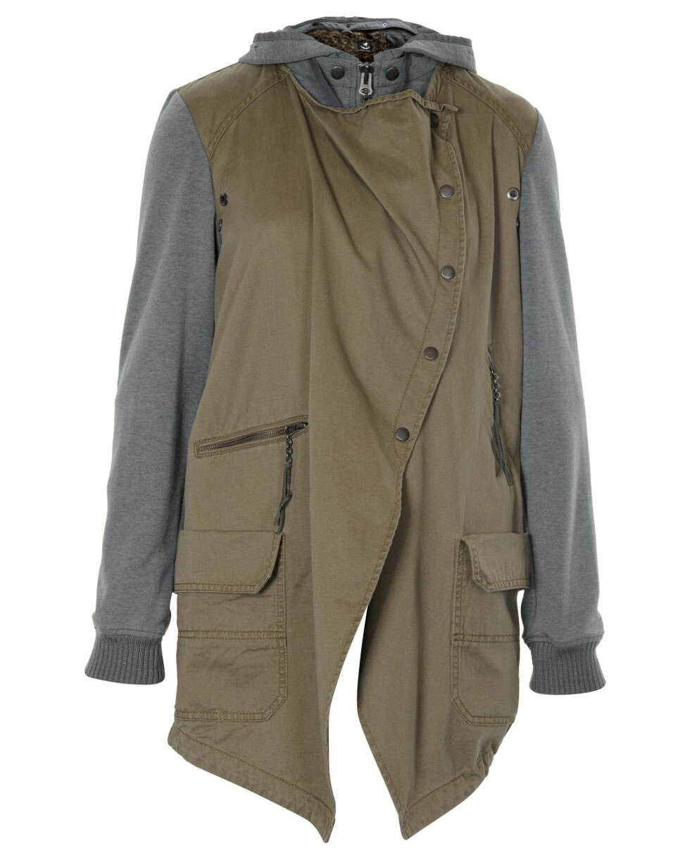 Kul jakke (kr 3200, Munthe plus Simonsen) Foto: Produsenten