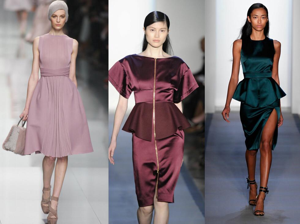 LADYLIKE: Dior og Peter Som x 2. Foto: All Over Press