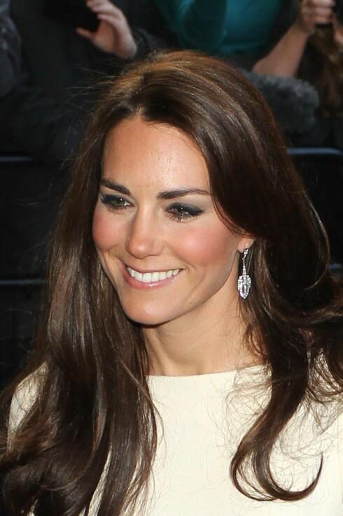 FORBILDE: Kate Middleton, hertuginnen av Cambridge, inspirerer mest.  Foto: All Over Press