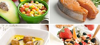 Spis mer mat med vitamin E