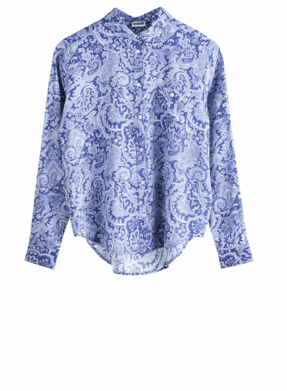 Skjorte med mønster (kr 350, Weekday). Foto: Produsenten