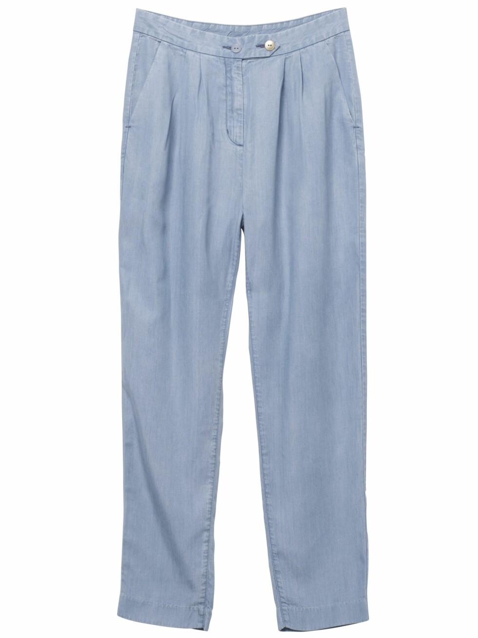 Vide bukser (kr 350, Monki). Foto: Produsenten