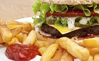 Vil at fastfood-kjedene avslører kaloriinnholdet