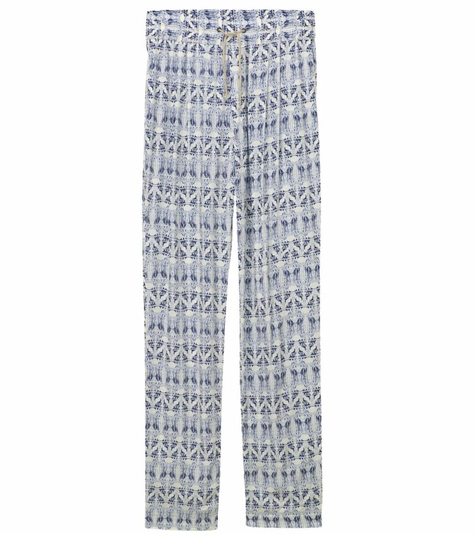 Bukse (kr 1500, Filippa K). Foto: Produsenten