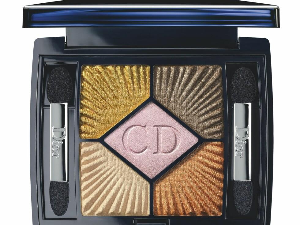 Diors fargeskrin Aurora, kr 515 Foto: Produsenten