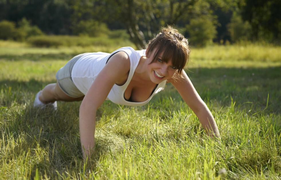 MYTE: Muskler veier mer enn fett? Uttrykket er misvisende. Sjekk hvorfor lenger ned. Foto: Thinkstock