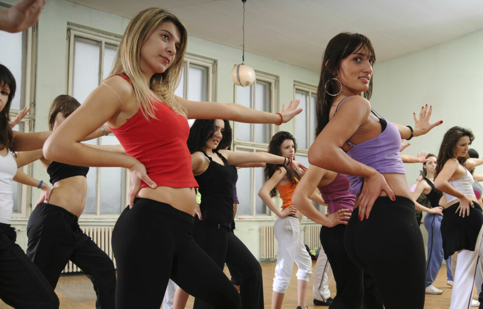 DANS: Både SATS og Elixia satser på flere nye dansetimer i høst.  Foto: Thinkstock