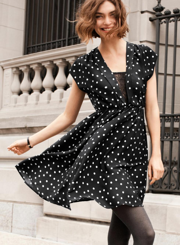 Kjole fra H&M, kr 299. Foto: All Over Press