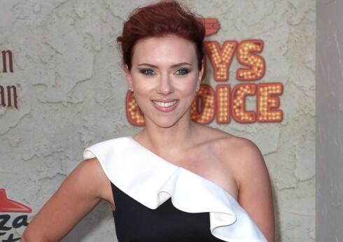 ...det har også Scarlett Johansson (26). Foto: All Over Press