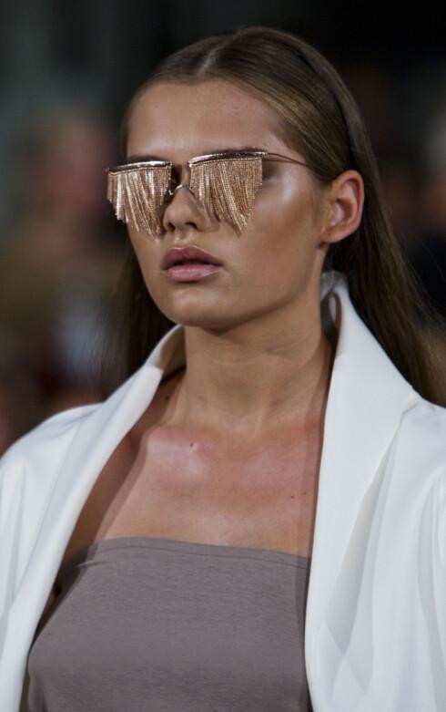 FRYNSETE BRILLER: Du vil nok trolig ikke se bedre i disse brillene, men andre vil definitivt legge merke til deg. Foto: Per Ervland