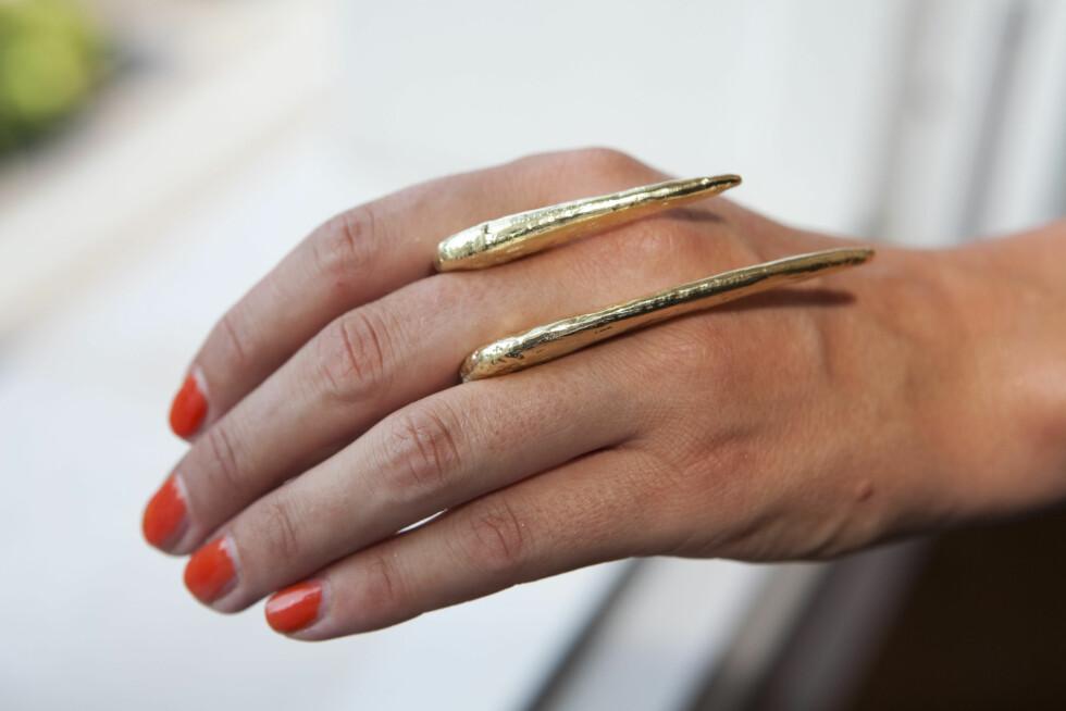 ANNERLEDES HÅNDPYNT: Lei av ringer? Gjør deg klar til å ta det på et nytt nivå. Foto: Per Ervland