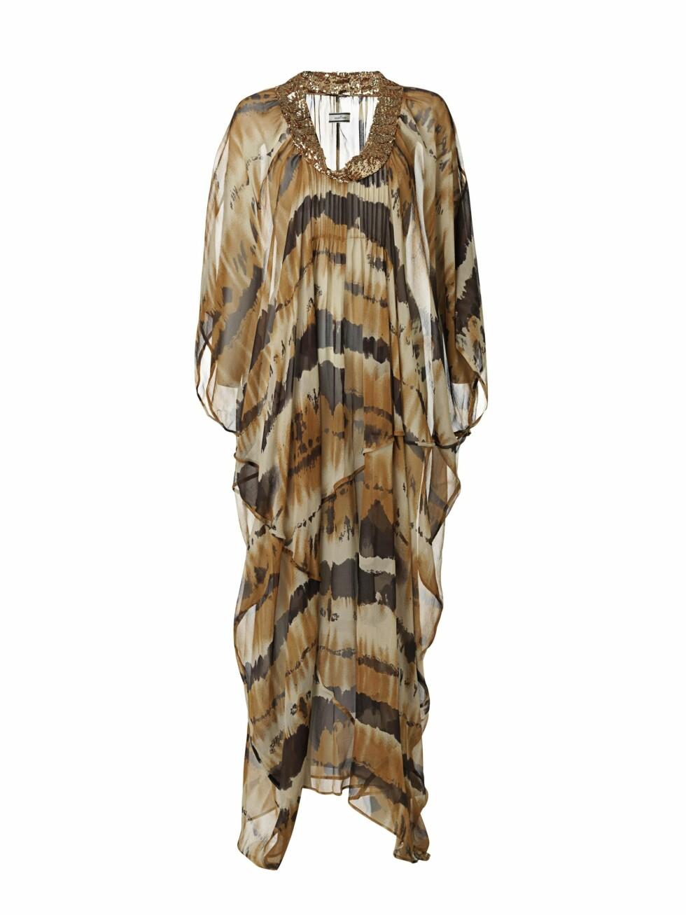 Lang kaftan/kjole (Hoobs) - 20% - 3699 kroner.  Foto: Produsenten