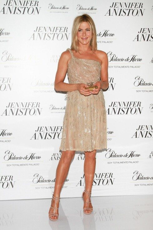 "<strong>JENNIFER:</strong> Jennifer Aniston (42) har skapt seg et stort navn etter ""Friends"".  Foto: All Over Press"
