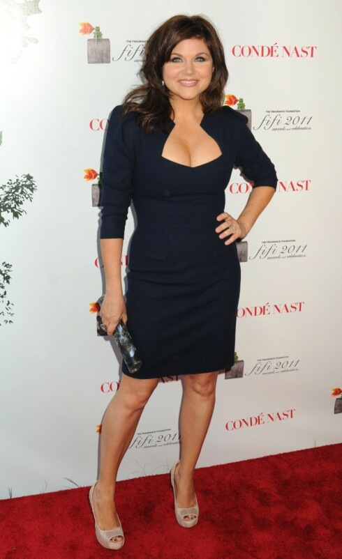 "<strong>TIFFANY:</strong> Tiffany Thiessen (37) ble stjerne gjennom tv-serien ""Saved by the bell"". Foto: all over press"