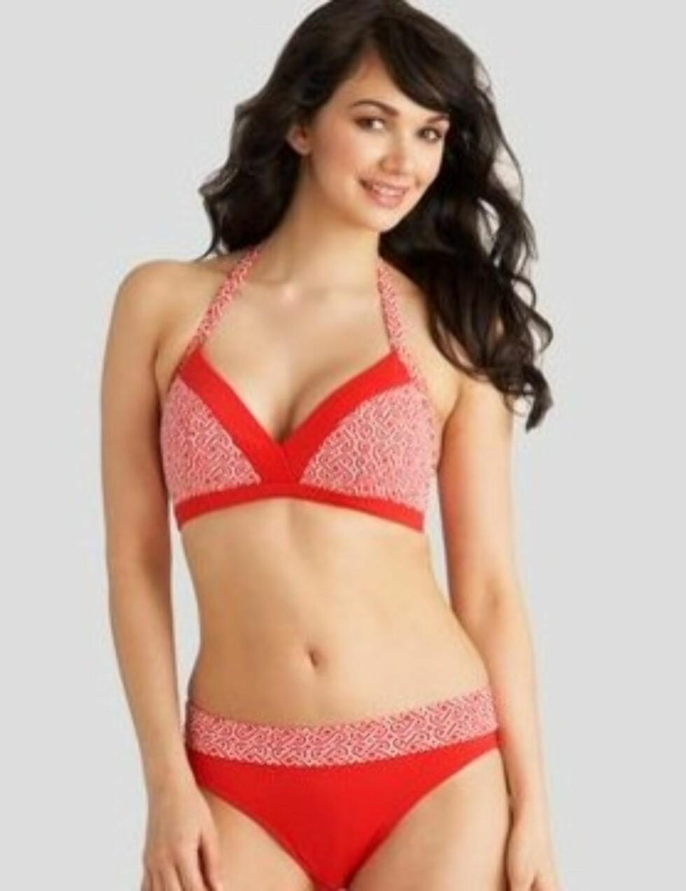 Søt bikini uten spiler fra Freya Swim til 49 pund hos Figleaves.co.uk. Foto: Produsentene