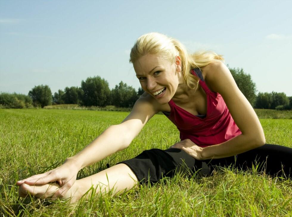 LÆR TRIKSENE: Hvordan finne motivasjonen til å trene regelmessig? Enkle grep som spillelister, variasjon og treningskompiser kan hjelpe deg langt på vei.  Foto: Colourbox