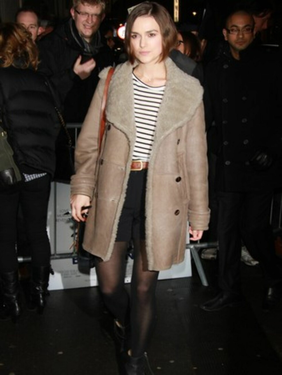 Skuespiller Keira Knightley. Foto: All Over Press