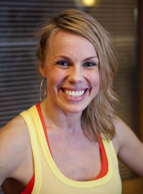 <strong>VIT HVA DU VIL:</strong> Åsa Erikssons beste tips er å tenke godt over hva du vil med treningen.  Foto: Per Ervland