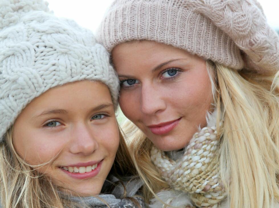 Luen tar kvelertak på alt som heter volum. Men det er tross alt bedre med flatt hår enn frostskader på ørene. Sjekk hvorfor krepptang kan være smart hvis du ikke har tid til å vaske håret.