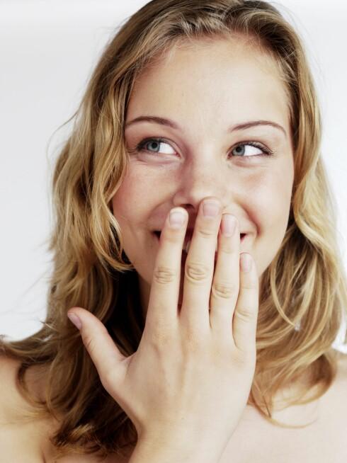 <strong>LE MYE:</strong> Latter øker blodsirkulasjonen, og det å skakk-le noen minutter hver dag kan gjøre underverker for helsen.