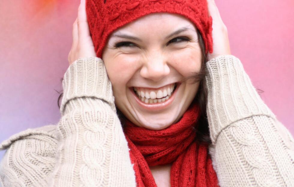 <strong>DEN BESTE MEDISINEN:</strong> Latter øker blodsirkulasjonen, heler kroppen og øker forbrenningen din.  Foto: Colourbox