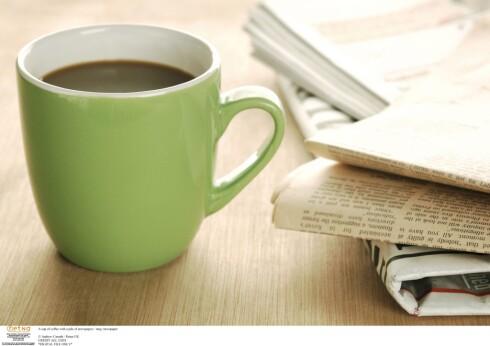 VELG DETTE FREMFOR FET MAT: En kombinasjon av koffein og smertestillende var de beste virkemidlene til å svekke effekten av acetat, som er siste stadium av nebrytingen av alkohol i kroppen.