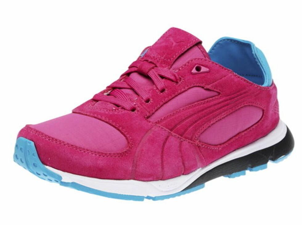 Retro joggesko fra Puma (kr.799/Ellos.no). Foto: Produsenten