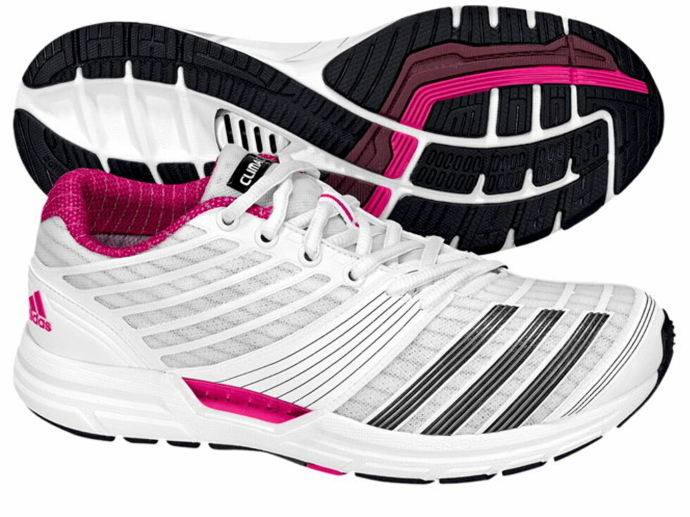 Lett og feminin fra Adidas (kr.1095/Ellos.no). Foto: Produsenten