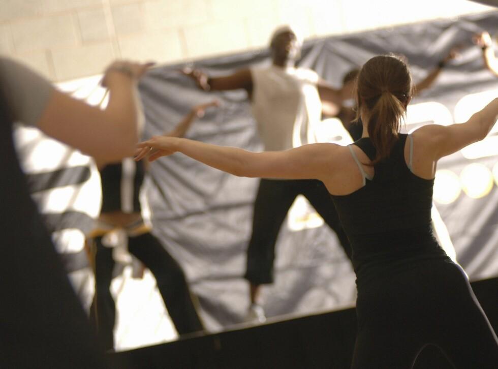 Er du usikker på om du trener nok? Innsatsen under trening er noe av det viktigste for å oppnå resultater, forteller ekspertene. Foto: All Over Press