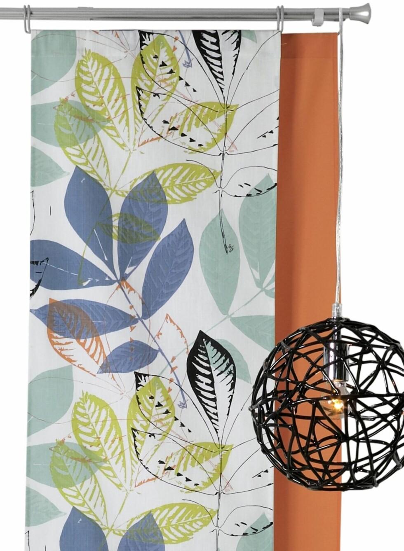 Panellengder med naturinspirerte mønstre og farger, Jotex, kr 99. Foto: Produsenten