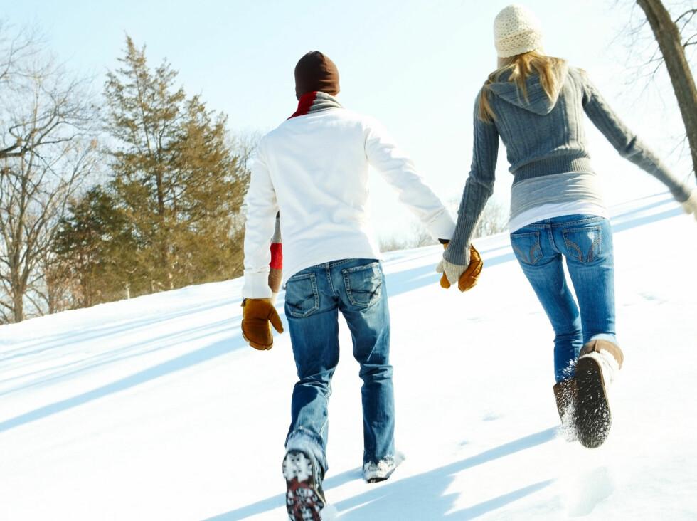 BRA, OGSÅ FOR HJERNEN: En studie gjort ved University of Pittsburgh viser at de som går en mil i uken har mindre risiko for hjernesvinn i alderdommen.