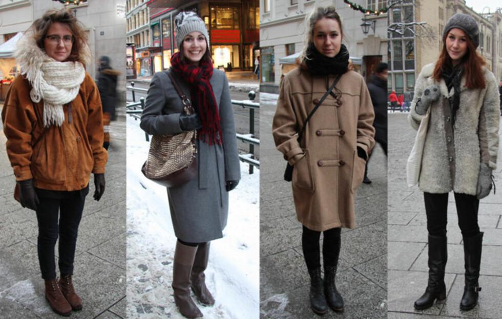 STILTIPS: Få stiltipsene til disse jentene i bildeviseren lenger nede i artikkelen. Foto: Tone Ra Pedersen