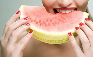 Derfor bør du spise vannmelon