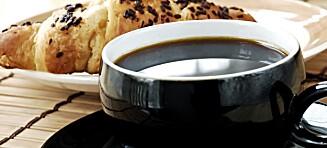 8 gode grunner til å drikke kaffe