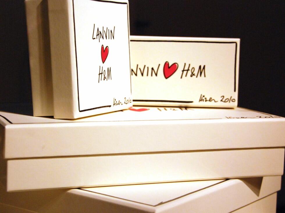 Luksus til folket fra H&M - Bildeserie 1