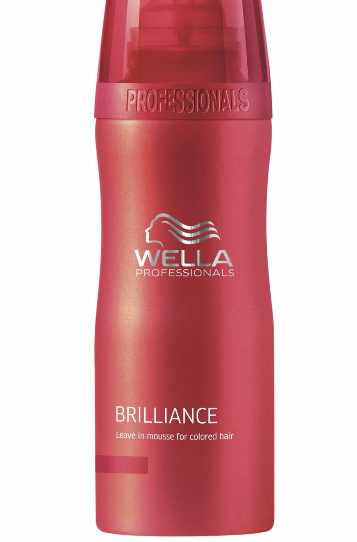 Brilliance hårskum for farget hår, fra Wella Professionals Care, veil. kr 225. Foto: Produsenten